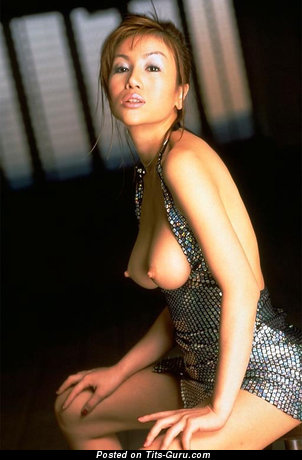 Image. Maria Yumeno - nude asian with medium boobs and big nipples picture