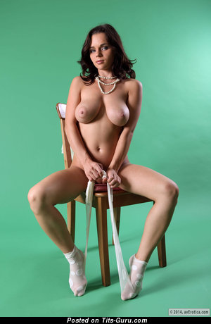 Image. Conchita - awesome girl with big natural breast pic