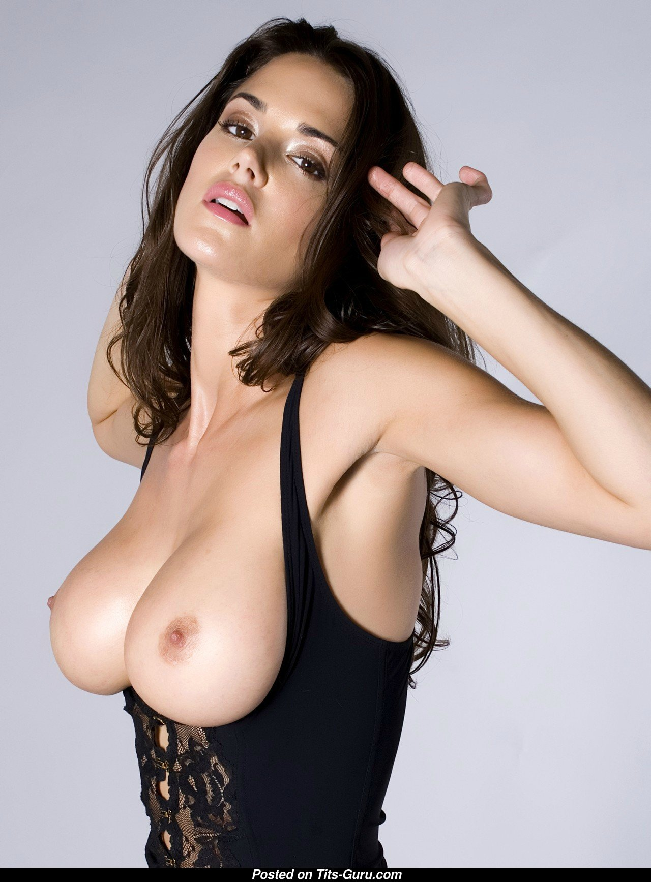 Big boob nude women on boats