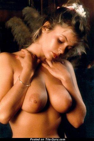 Image. Joanne Latham - naked wonderful lady with medium natural tots pic