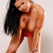Karima - nice female with big natural tittys photo