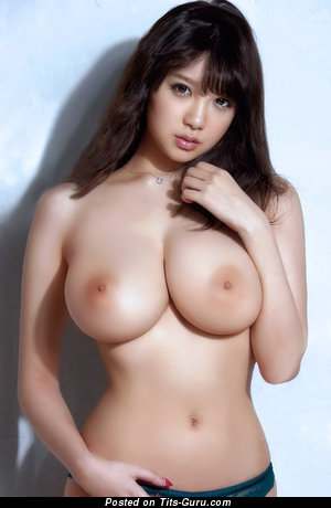 Shion Utsunomiya - Marvelous Japanese Babe with Stunning Exposed Natural Substantial Boobs (Xxx Photoshoot)