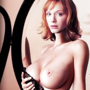Appealing Babe with Appealing Defenseless Real Firm Tit (Xxx Wallpaper)