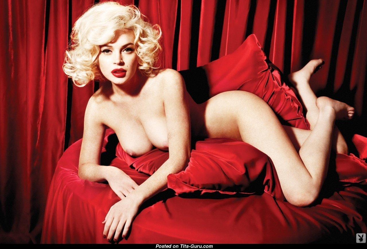 Lindsay lohan naked tits