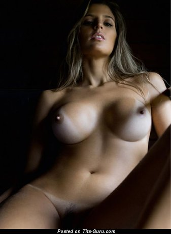 Image. Nude wonderful female with big breast picture