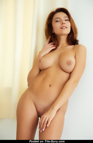 Belka - Pretty Naked Brunette (Hd Sexual Photoshoot)