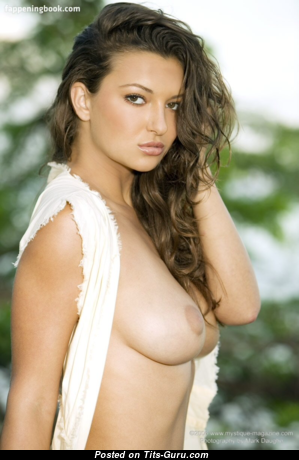Aimee Rickards - Amazing Topless Dame with Amazing Defenseless Soft Tit (Hd Xxx Wallpaper)