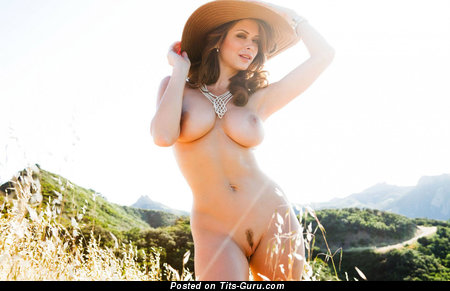 Image. Nude awesome woman with big boobs photo