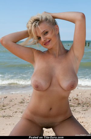 Image. Paulina - beautiful girl with big natural boobies picture