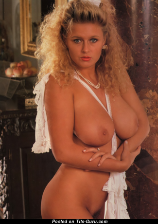 Lu Varley - Stunning British Playboy Floozy with Stunning Nude Real Med Tittes (Hd Sexual Wallpaper)