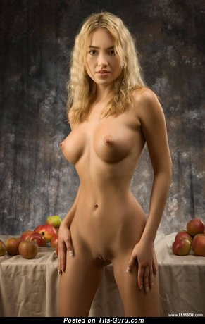 Image. Lia May - wonderful female with medium breast photo