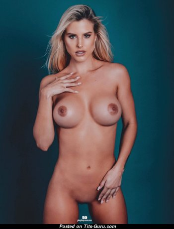 Brennah Black - Delightful Topless Moll with Delightful Exposed Silicone Average Breasts (Xxx Foto)