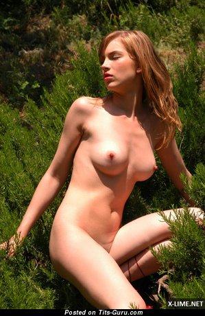 Изображение. Фотка сексуальной голой чувихи