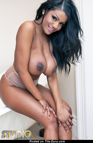 Image. Nude nice female with big boobs picture