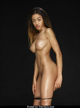 Image. Tyra - naked awesome girl with big tittys picture