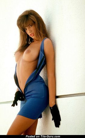Kelly Jackson Aka Racheal Darrin - Adorable Topless Playboy Brunette Babe & Actress (Sexual Pic)