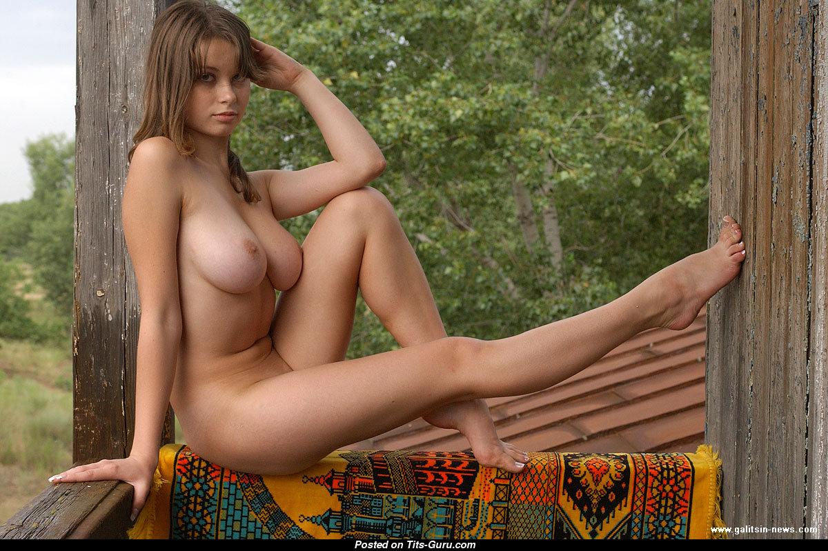 Big boob galitsin