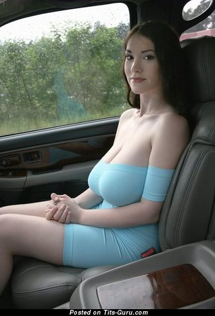 Image. Awesome female with huge natural breast pic