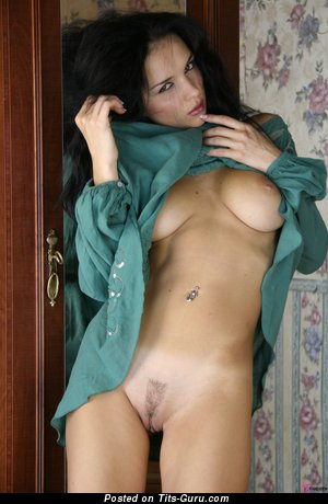 Image. Jenya D - nude awesome girl with medium natural tittys image