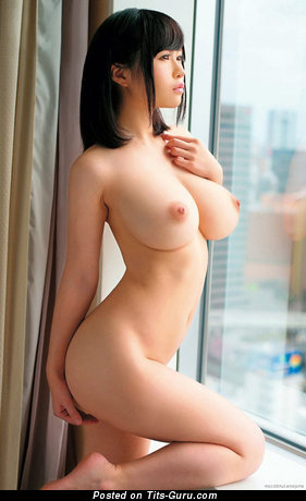 Aizawa Yurina - Graceful Asian Brunette Babe with Graceful Bald Medium Sized Boobies (Hd Xxx Foto)