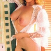 Cher Butler - blonde with big tots and big nipples vintage