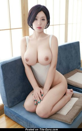Appealing Topless Asian Babe with Appealing Open Real Dd Size Boob (Hd Xxx Photo)