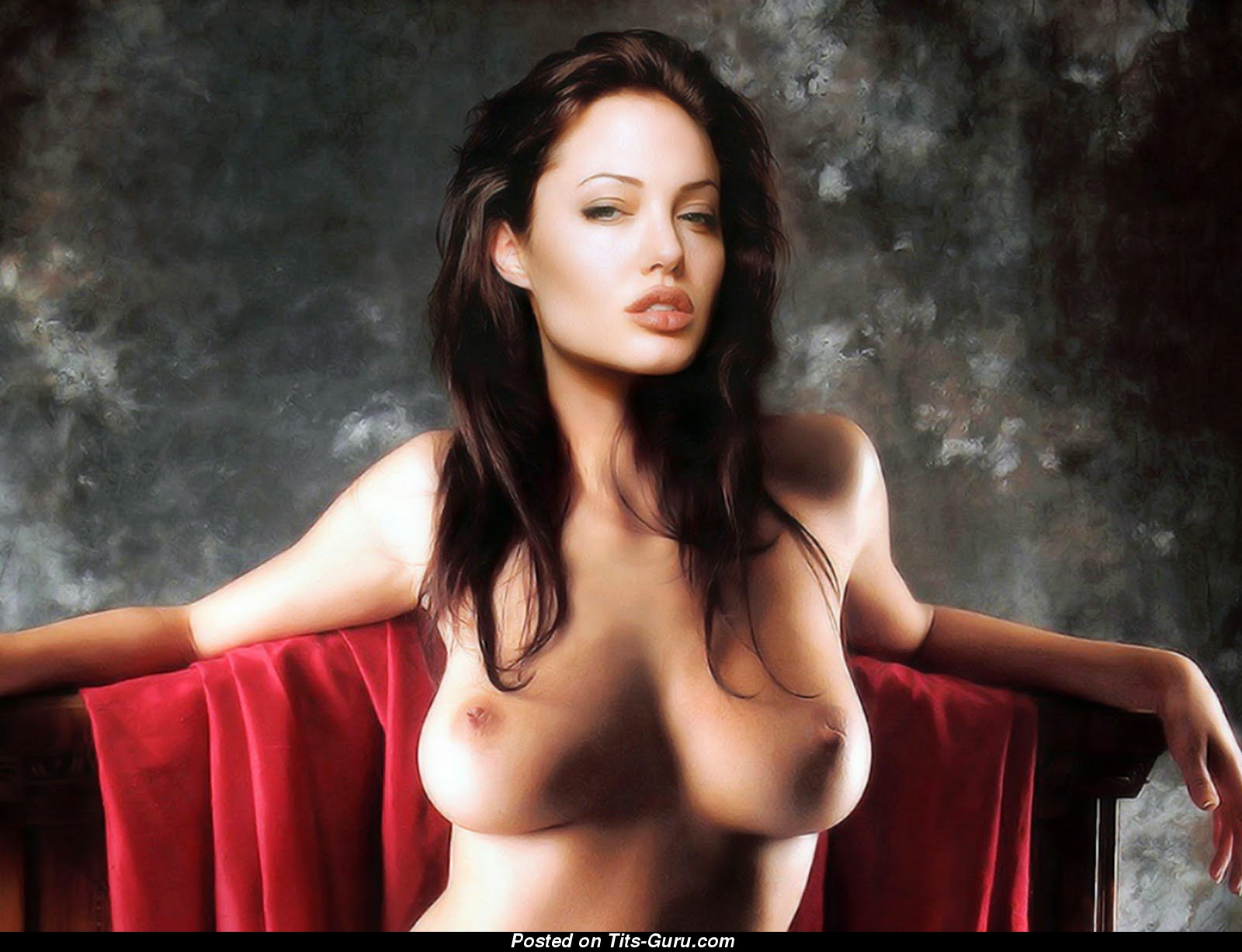 Small angelina jolie naked — img 13