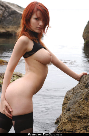 Ulya I - Lovely Ukrainian Lady with Lovely Bare Real Mid Size Titties (Hd Sexual Picture)
