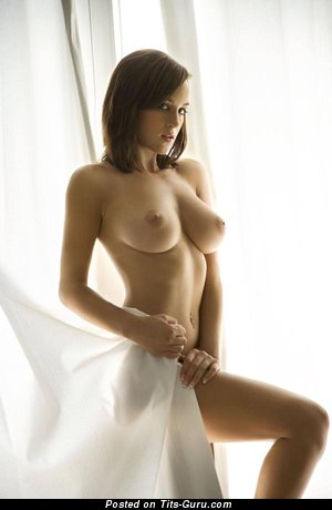 Image. Rosie Jones - amazing lady with big natural tots photo