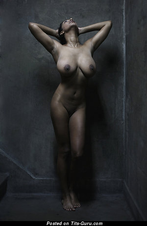 Naked latina with big tittys image