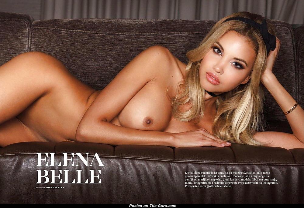 Elena Belle Naked