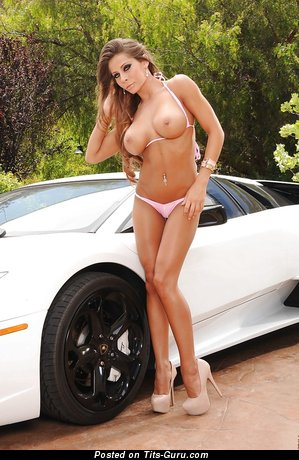 Madison Ivy - nude wonderful girl with big breast pic