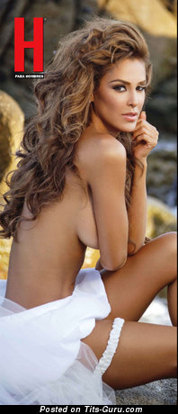Ninel Conde - sexy naked awesome woman image