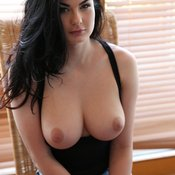 Lucy Li - hot girl with big natural boob image
