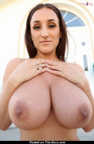 Stacey Poole - Fine British Red Hair with Fine Open Ddd Size Tits (Hd Porn Wallpaper)