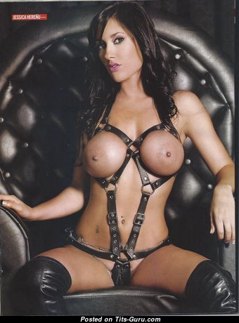 Jesica Herenu - Fine Argentine Brunette with Fine Defenseless Fake Boobs (Hd Xxx Photo)