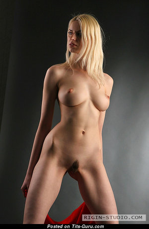 Image. Izolda Queen - nude beautiful female with medium boobies image