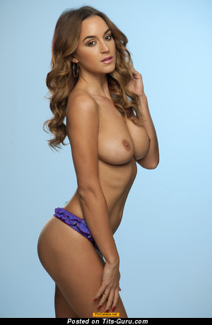 Image. Rosie Jones - nude amazing girl with medium natural breast and big nipples image