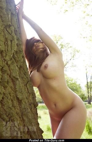 Image. Sabine Jemeljanova - naked wonderful female with big boobs picture