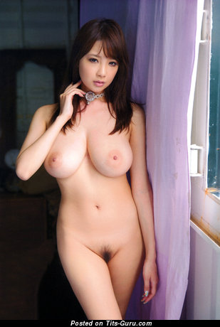 Image. Sexy asian brunette with big tittys photo