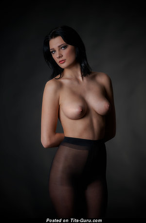 Image. Hot girl with medium tits pic