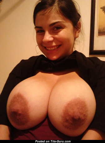 Leanna - The Nicest Wife with The Nicest Bald Real H Size Balloons & Inverted Nipples (Amateur Sex Picture)