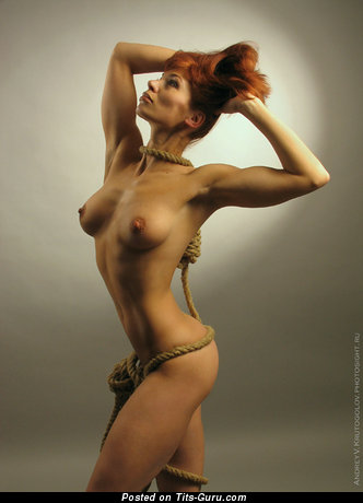 Image. Nude hot woman with medium tittys photo