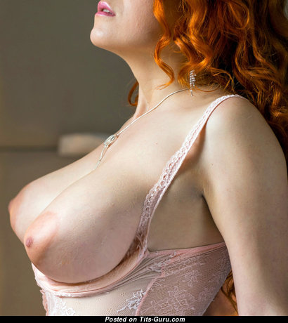 Lillith Von Titz - Dazzling Undressed Russian Girl with Enormous Nipples (Xxx Image)
