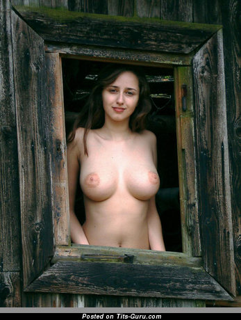 Image. Nude amazing female with big tits pic