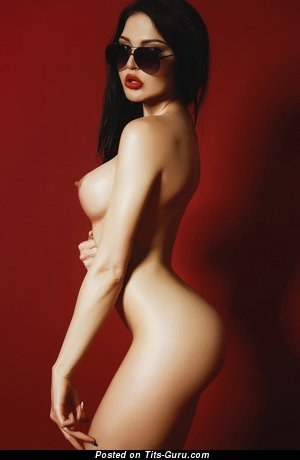 Phebe Bast - topless amazing lady image