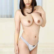 Yuna Hoshizaki - beautiful lady with big tits picture