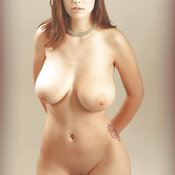 Wonderful girl with big natural breast photo