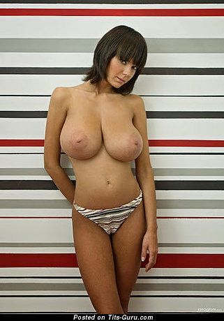 Image. Gabrielle - awesome lady with big natural tittes photo
