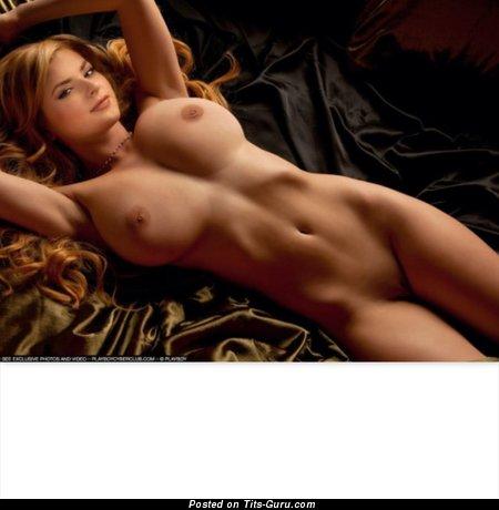 Image. Sasha Bonilova - sexy topless beautiful female with natural tittys photo
